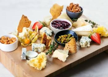 Ассорти сыров (на 2 персоны)