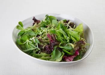 Микс салатных листьев